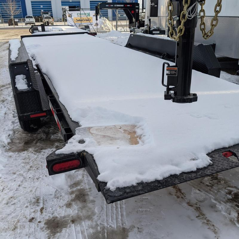 2021 Trailtech L370-24 Equipment Trailer