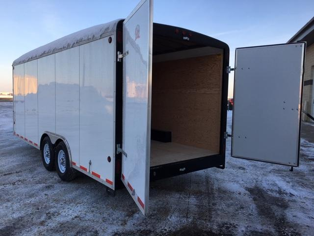 2019 CJ820-78-T70 Enclosed Cargo Trailer