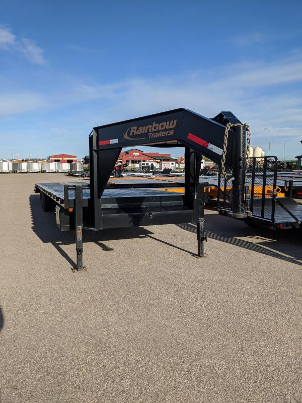 2019 Rainbow 0G735E Flatbed Trailer