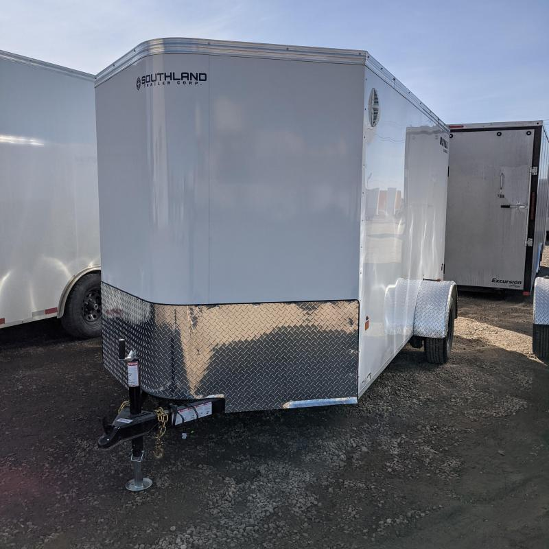 2021 Southland LCHS29-614V-72 Enclosed Cargo Trailer
