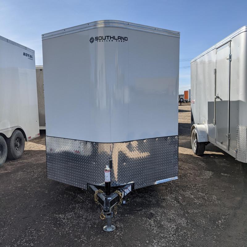 2021 Southland LCHS29-614V-72 Enclosed Cargo Trailer