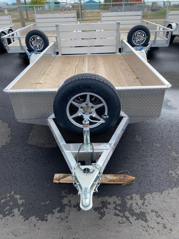 2021 Stronghaul UASS710 5.5 X 10 ALUMINUM Utility Trailer