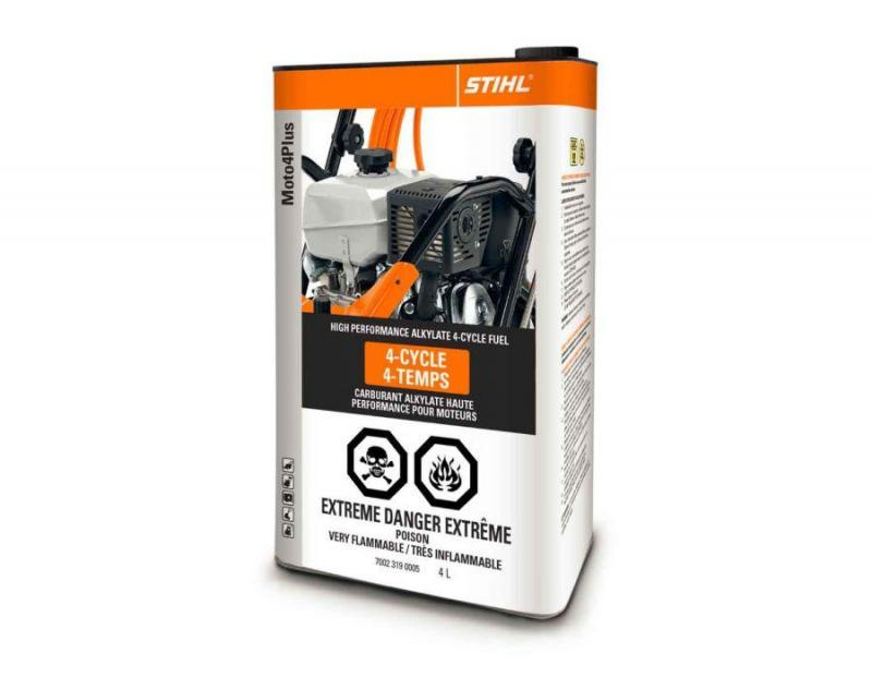 2021 Stihl Moto4Plus High Performance Alkylate 4 Cycle Fuel
