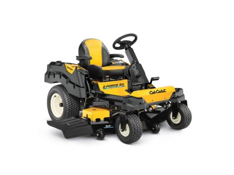 2021 Cub Cadet Z-Force SX 54 Lawn Tractor