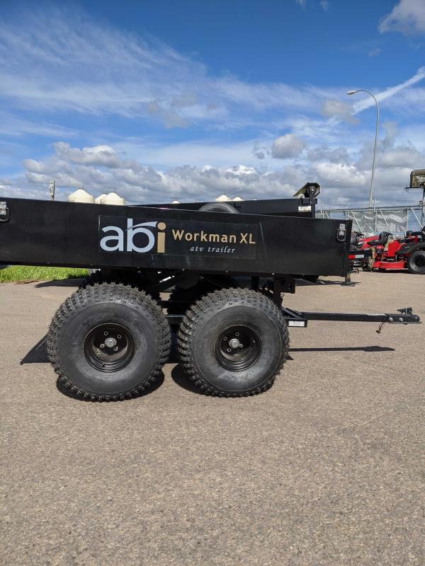 2020 ABI Workman ATV DUMP
