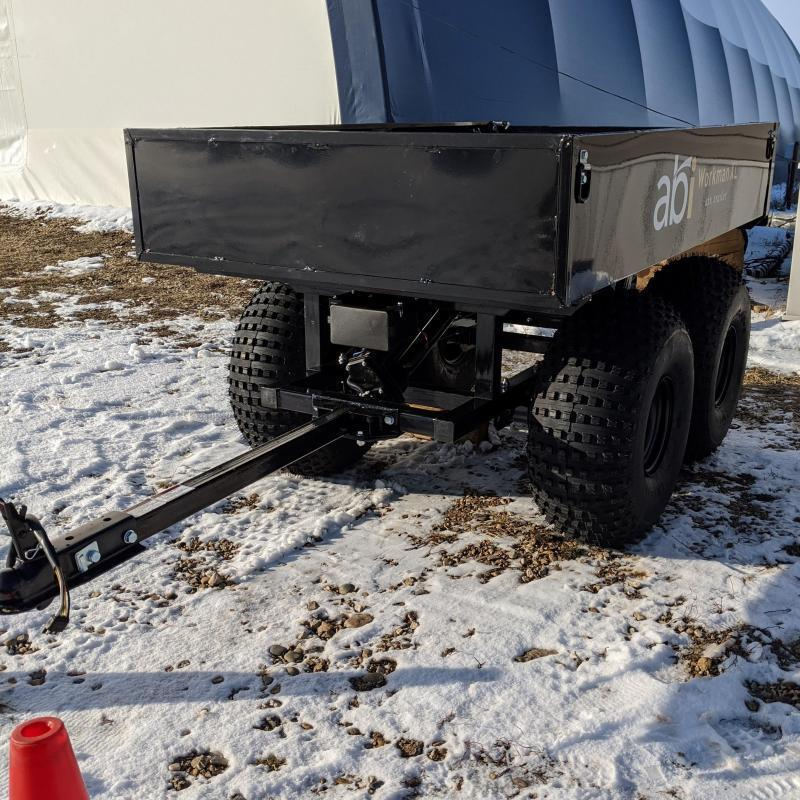 2020 ABI Leisure Products WXL Dump ATV Trailer