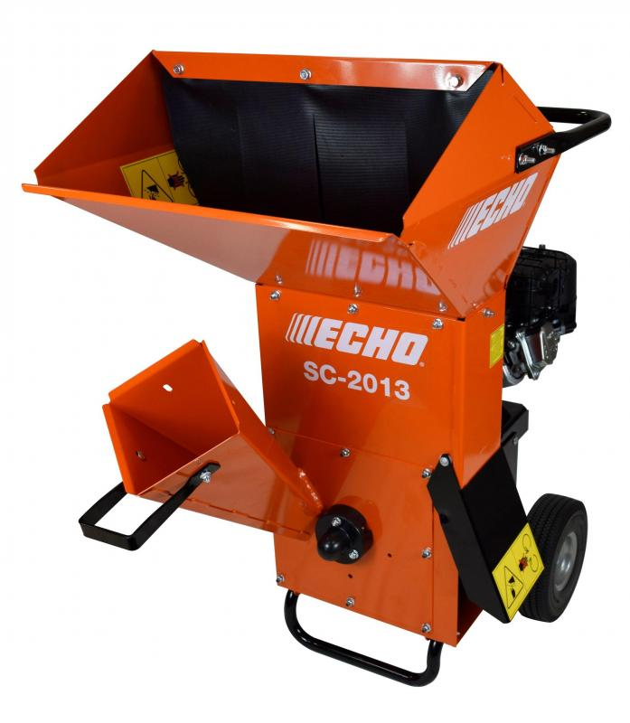 "2021 ECHO 3"" CHIPPER/SHREDDER"