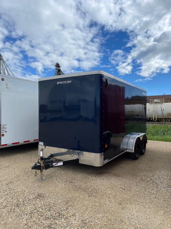 2022 Southland Trailers Royal LCHT35-714F-78 Enclosed Cargo Trailer