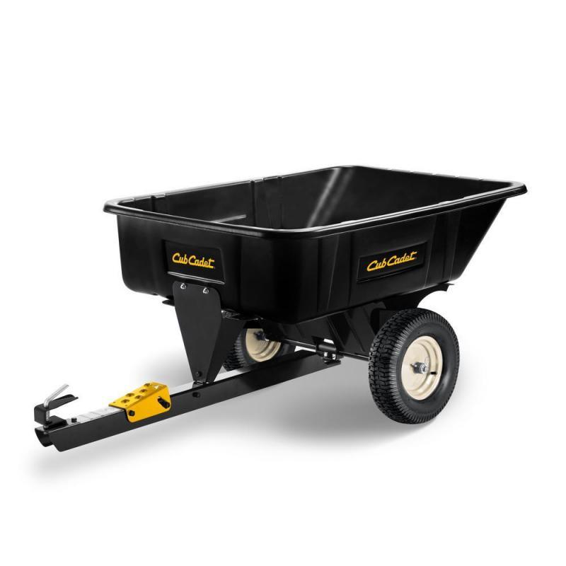 2021 Cub Cadet 10 Cu Ft Dump Cart