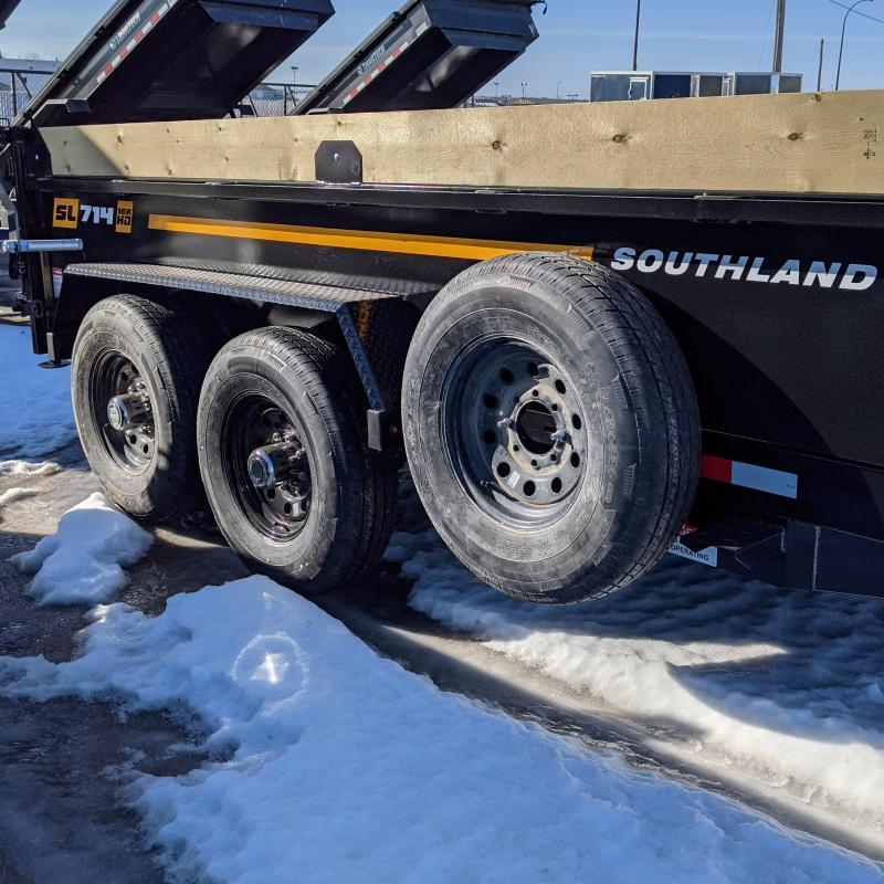 2021 Southland Trailers SL714-16K Dump Trailer