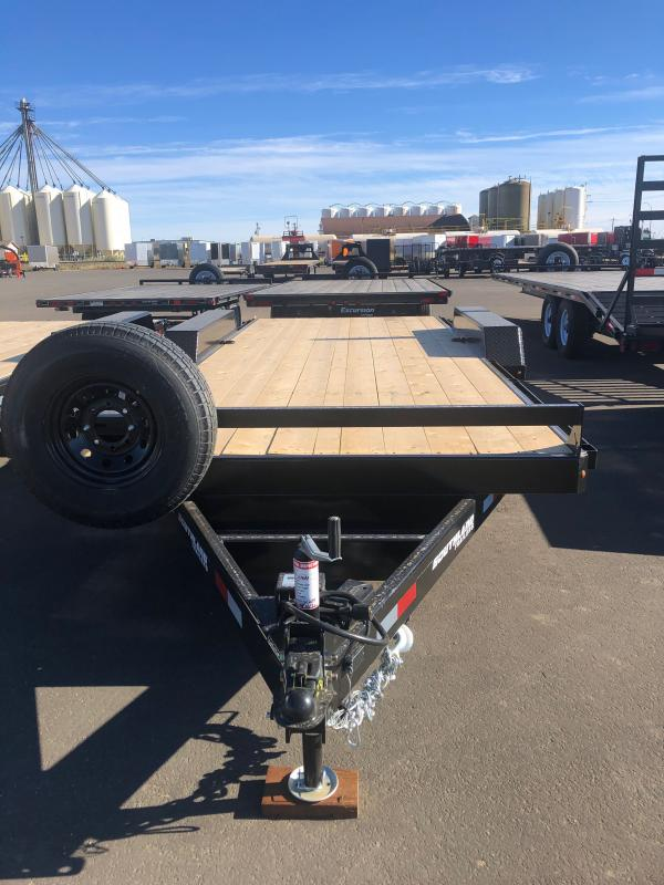 2022 Southland Trailers LBAT7 - 18ft Tandem Axle Equipment Trailer Equipment Trailer
