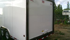 2021 CJay Trailers FX9-820-78-T70 Enclosed Cargo Trailer