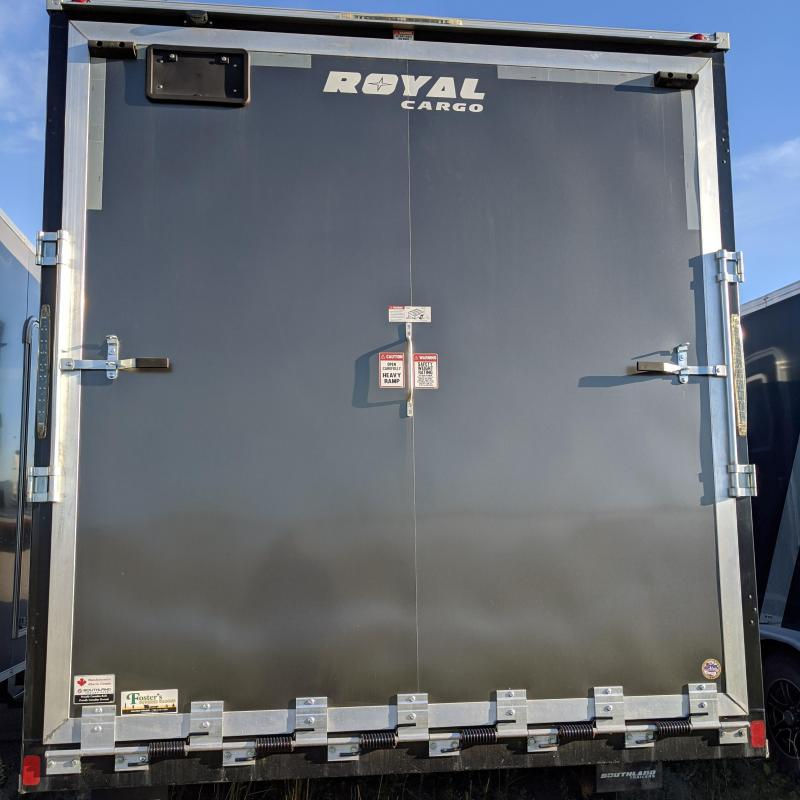 2020 Royal Cargo Trailers XRARSMT35-820