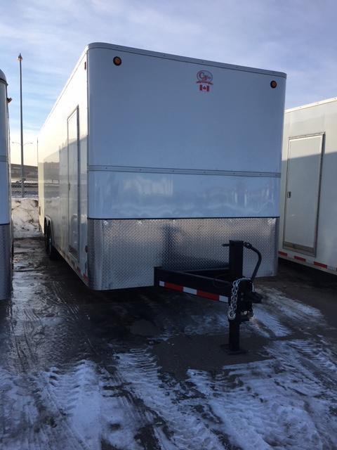 2020 CJay Trailers FX9-824-78-T70 Enclosed Cargo Trailer