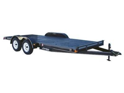 2021 Rainbow Trailers 6316M Equipment Trailer