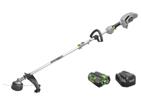 "EGO POWER+ MULTI-HEAD COMBO KIT: 15"" STRING TRIMMER & POWER HEAD WITH 5.0AH BATTERY AND STANDARD CHARGER Lawn Equipment"