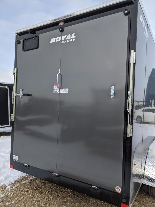 2021 Southland Royal Cargo Trailers LCHT35-714F-86