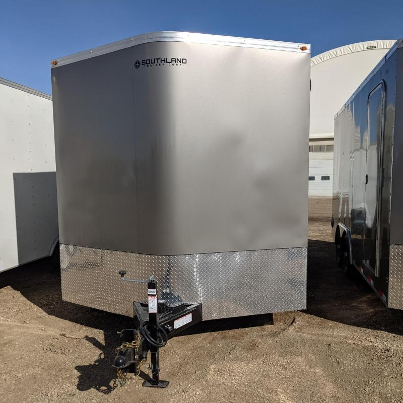 2021 Southland Cargo Trailers 3CHT52-818V86 Enclosed Cargo Trailer