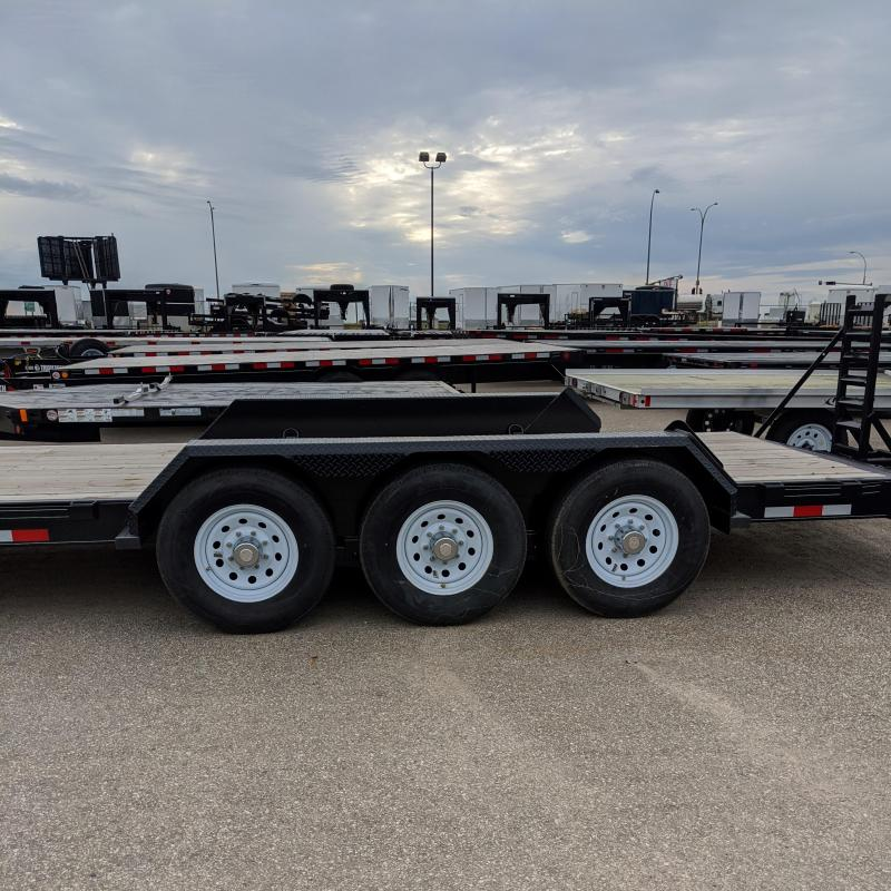 2020 Trailtech L370-24 Flatbed Trailer