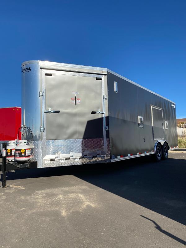 2022 Cargo XRARCT Enclosed Cargo Trailer