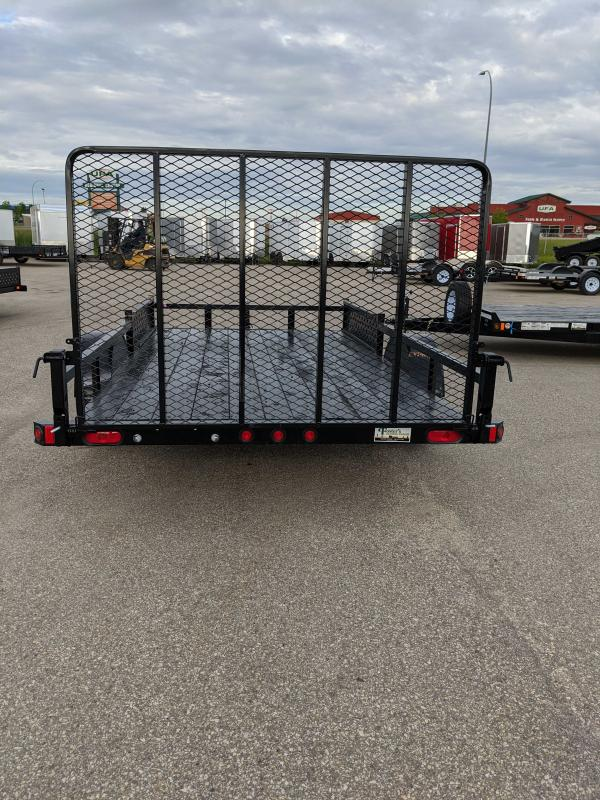 2020 Rainbow Trailers 65x12RSE