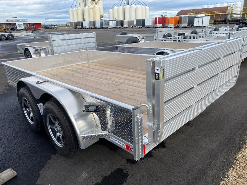 2021 Stronghaul UATS8512 Utility Trailer