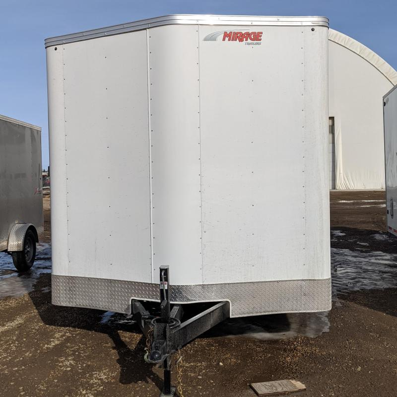 2021 Mirage XPS8.516TA2 Enclosed Cargo Trailer