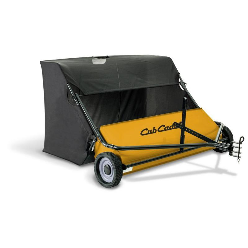 "2021 Cub Cadet 50"" 26 Cu Ft Lawn Sweeper"
