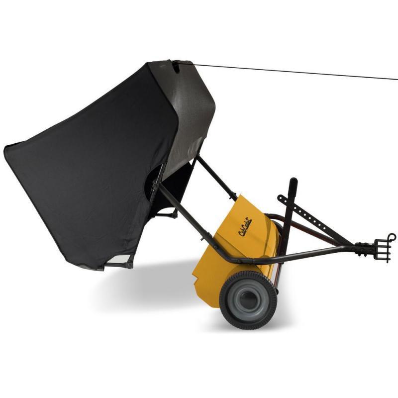 """2021 Cub Cadet 50"""" 26 Cu Ft Lawn Sweeper"""