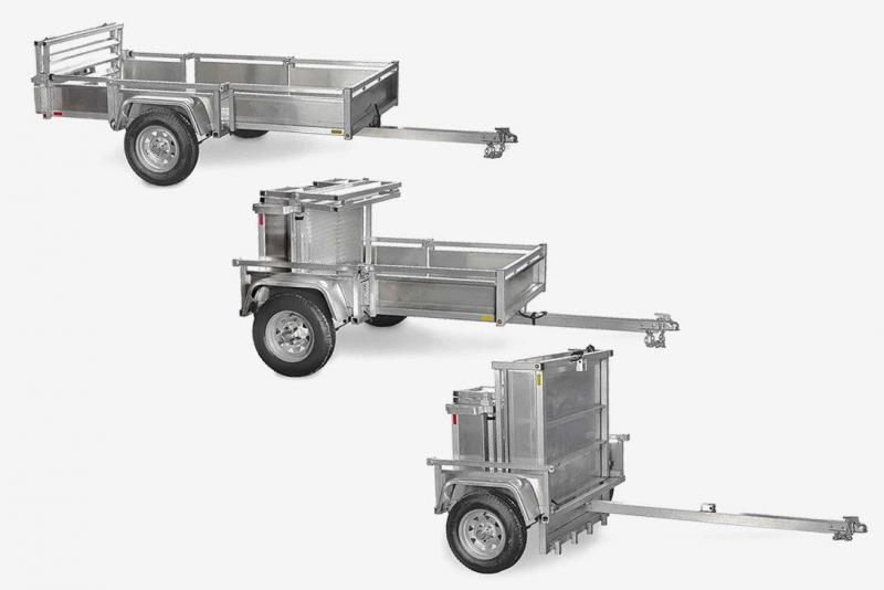 2020 Apogee ADAPT-X 500 Utility Trailer