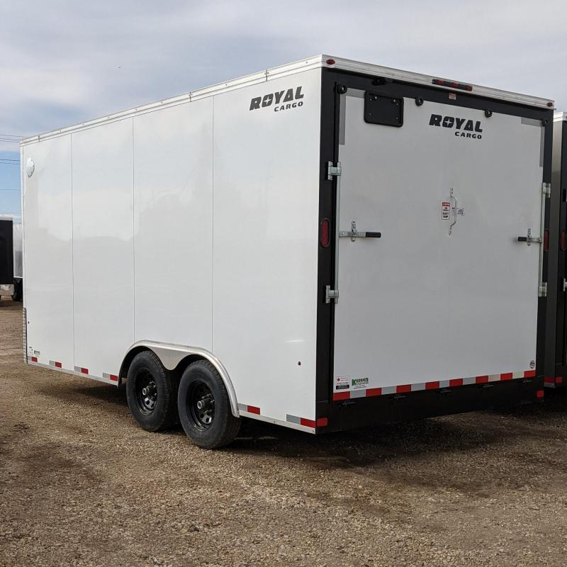 2021 Southland Trailers LCHT52-816F-86 Enclosed Cargo Trailer