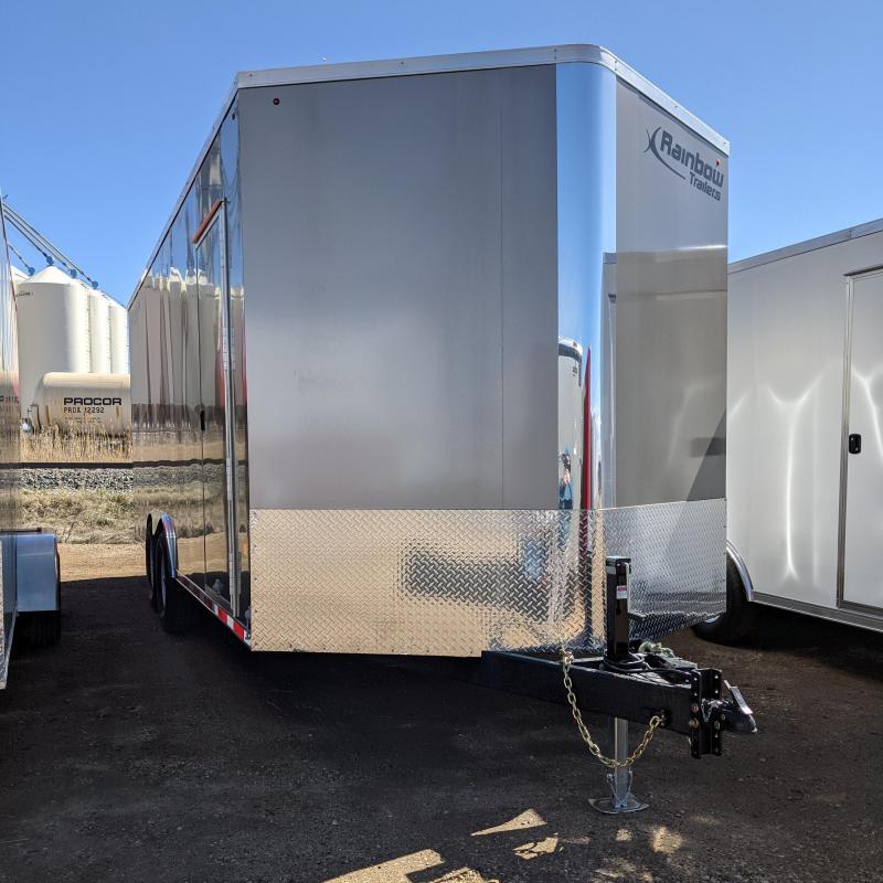 2021 Rainbow Trailers C85X20A27M Enclosed Cargo Trailer