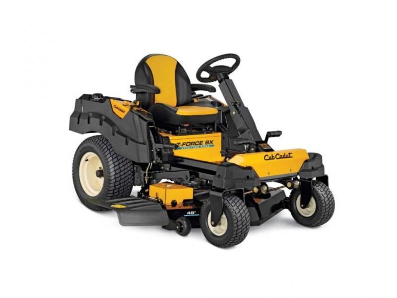 2021 Cub Cadet Z-Force SX 48 Lawn Tractor