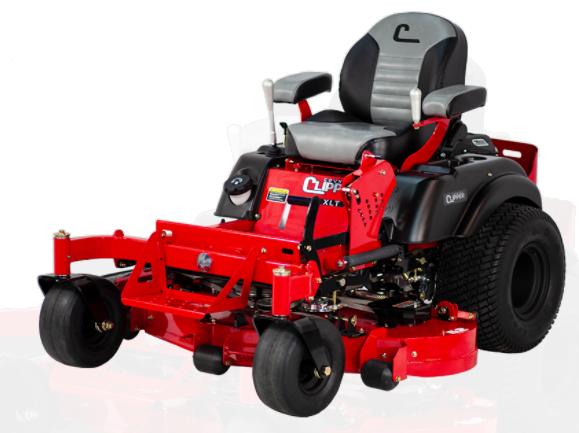 "2021 Country Clipper XLT Zero Turn Lawn Mower - 52"""