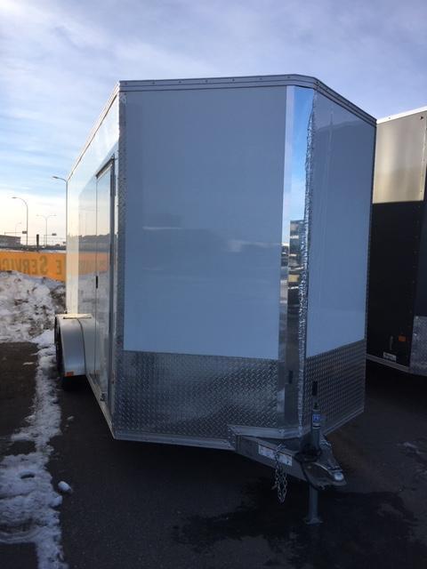 2019 Alcom-Stealth C7X16 Enclosed Cargo Trailer