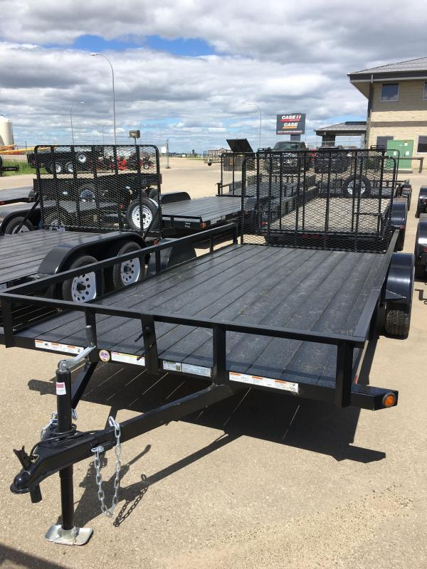 2021 Rainbow Trailers 7X14ASE
