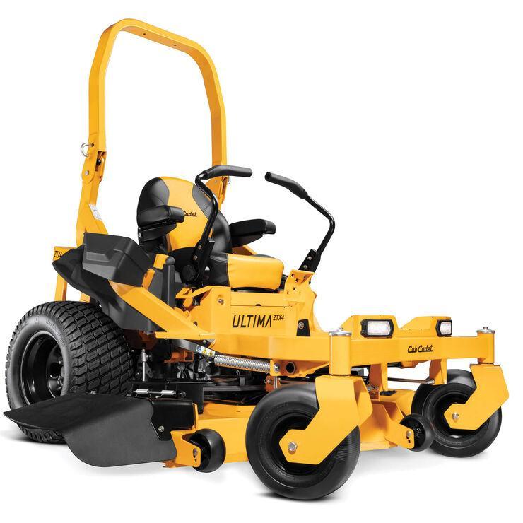 2021 Cub Cadet ZTX4 60 Zero Turn Lawn Mowers