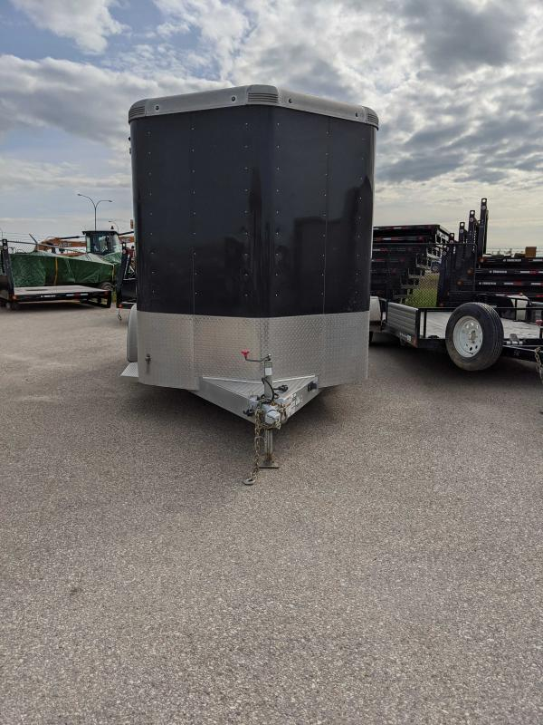 2018 Sundowner Trailers 2 H Super Sport BP Enclosed Cargo Trailer