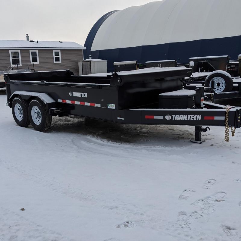 2021 Trailtech L270HD-14 Dump Trailer