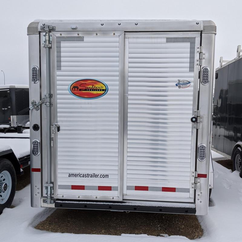 2021 Sundowner Trailers Rancher 20GN Stock Trailer