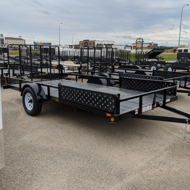 2021 Rainbow Trailers 7X12RSE