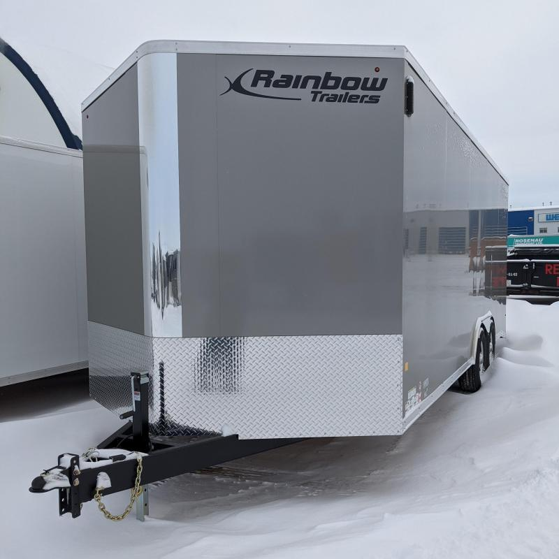 2021 Rainbow 8.5 x 20 Enclosed Cargo Trailer