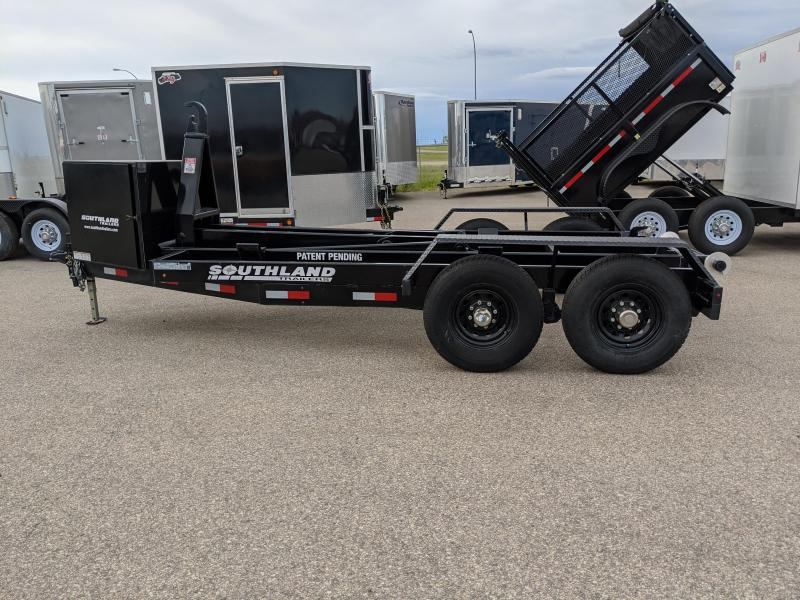 2018 Southland Trailers SL280T-14RO Dump Trailer