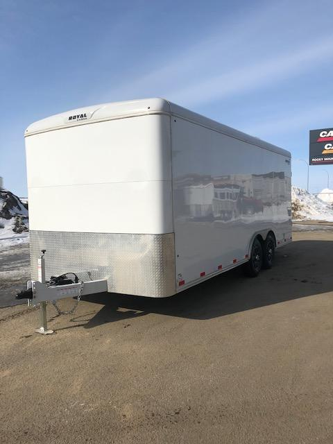 2020 Southland Trailers CHT70-820-78 Enclosed Cargo Trailer