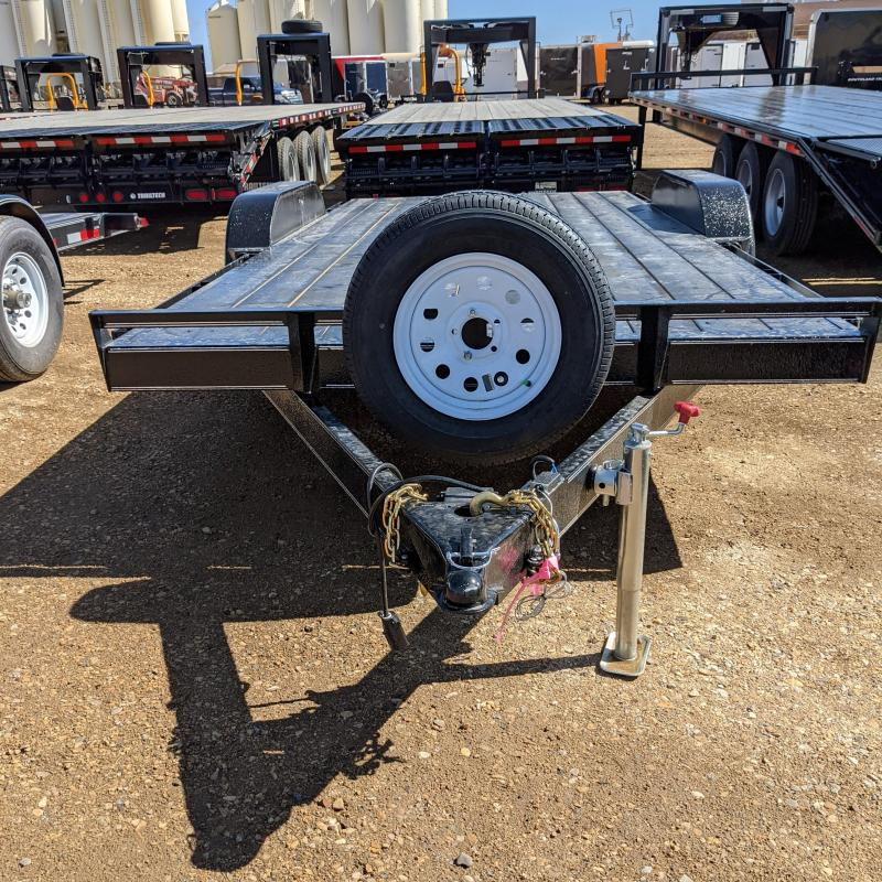 2021 Rainbow 16 x 8 Equipment Trailer