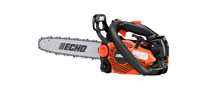 "2021 ECHO TOP HANDLE 12"" CHAINSAW"