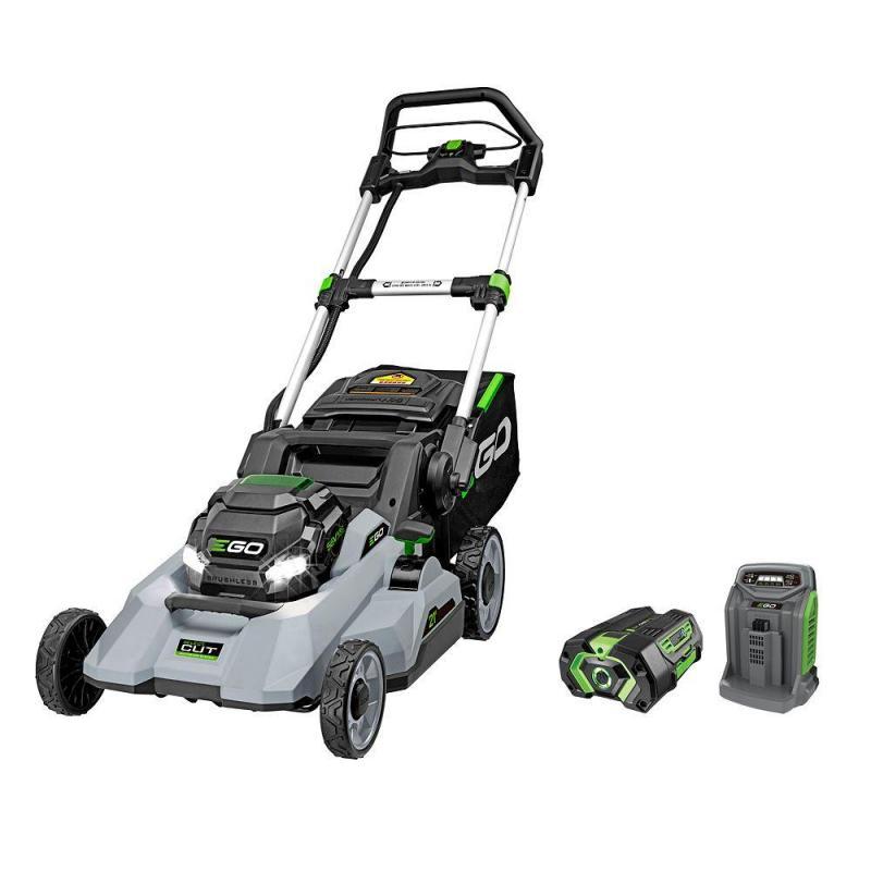 EGO 21-Inch Cordless Push Lawn Mower