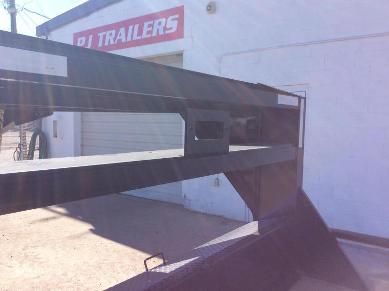 "2020 PJ Trailers 24' x 6"" Channel Equipment Trailer"