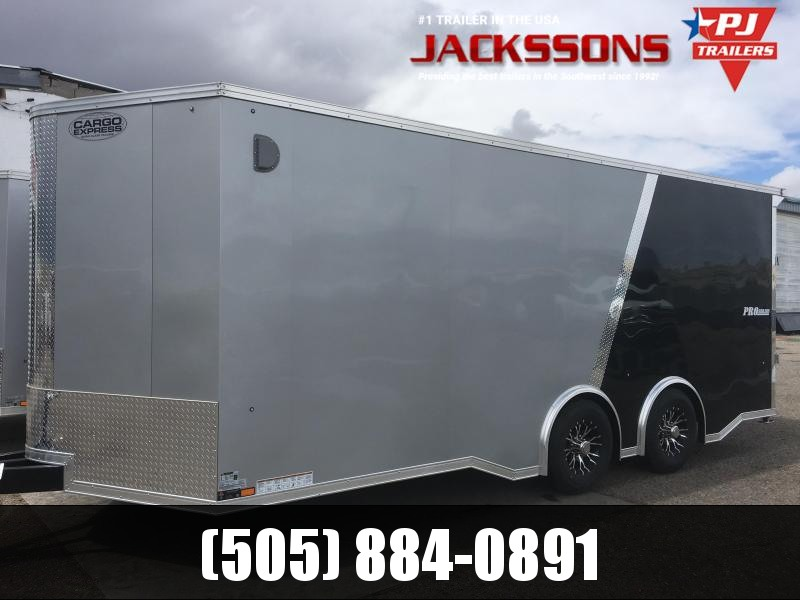 2019 Cargo Express Pro Flat Top Auto 10k Car / Racing Trailer