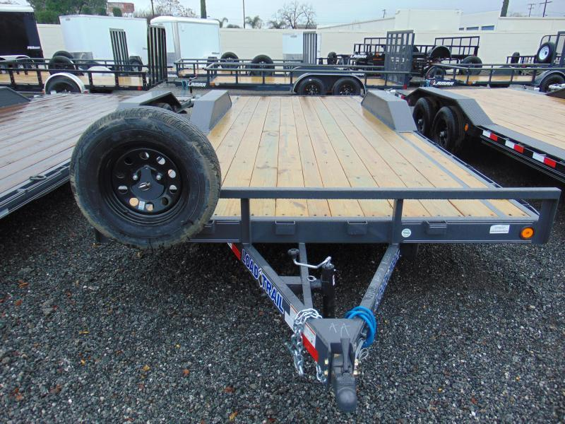 2019 Load Trail 22 Buggy Hauler Car / Racing Trailer
